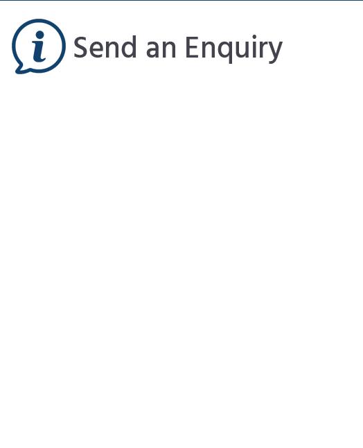 Send an Enquiry